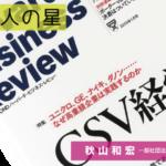 12.「CSRからCSVへ」