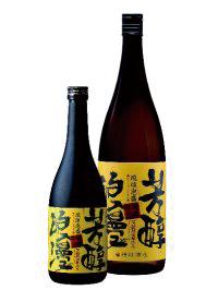 芳醇酵母を使用した泡盛、芳醇浪漫(神村酒造)