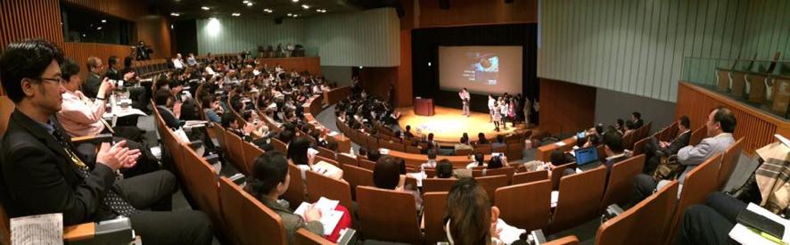 日本科学未来館 未来館ホール