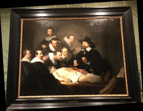 『テュルプ博士の解剖学講義』