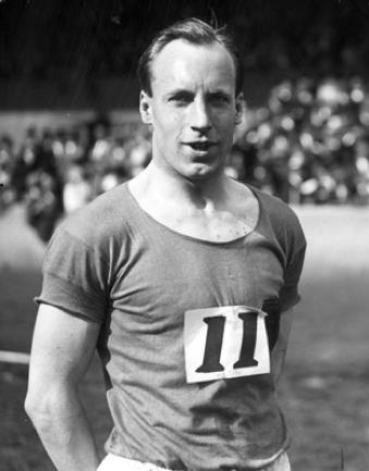 Eric Henry Liddell(1902-1945)