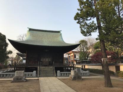 重要文化財の「釈迦堂」