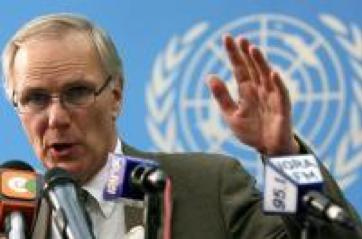オーストラリアの国際法学者であり人権の専門家のフィリップ・オーストン教授(ニューヨーク大学)