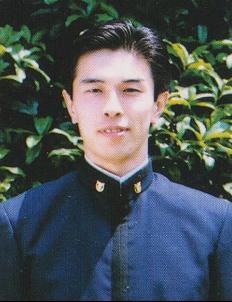 秋山和宏 当時の私 若かった。